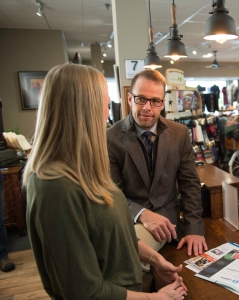 Ben Graham of Graham Style Store