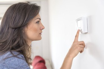 Set thermostat
